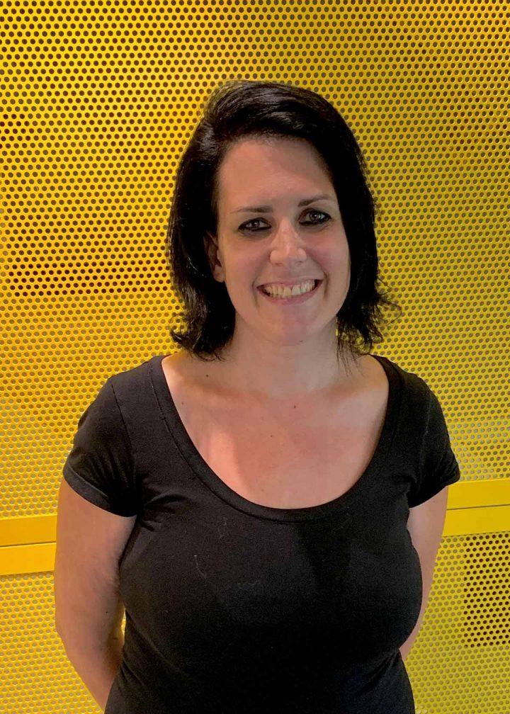 Isabelle Guitard, adjointe administrative de RocketHammer