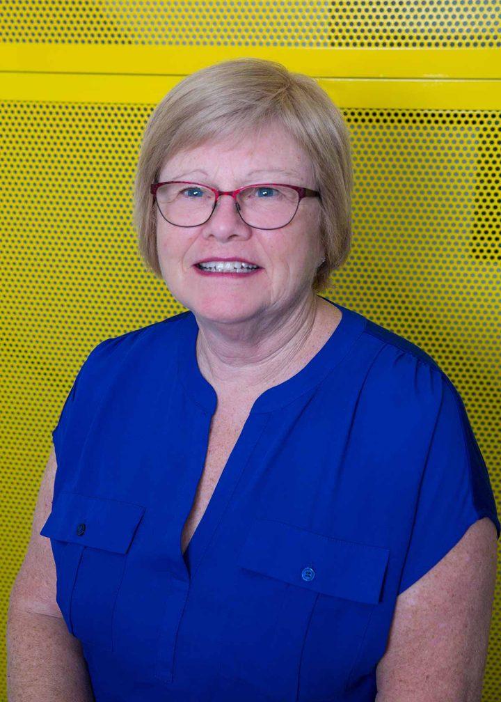 Luce Vallière, directrice administrative de RocketHammer
