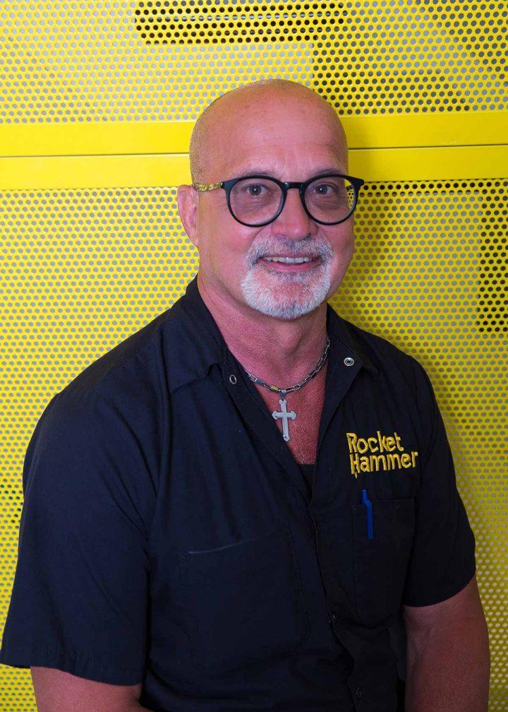 Michel Lapointe, directeur des opérations de RocketHammer