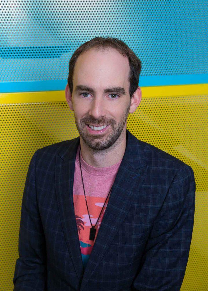 Yannick Poisson Michel, propriétaire de RocketHammer